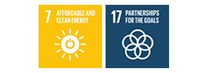 Goal 7:Ensure access to affordable, reliable, sustainable and modern energy for all/Goal 17:Strengthen the means of implementation and revitalize the global partnership for sustainable development